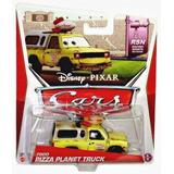 Cars Disney Todd Pizza Planet Truck. Nuevo Empaque.