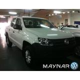 Vw Volkswagen Amarok Trendline Agrupada 3 Cuotas Pagas M