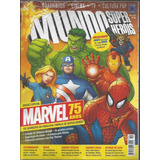 Mundo Dos Super-herois 59 - Gibiteria Bonellihq Cx106