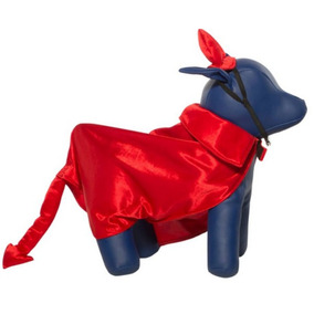 Disfraz Princesa Diablo Dragon Perro Mini Hallowen E4f
