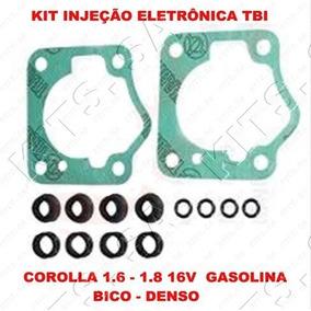 Kit Reparo Injeção Eletronica Tbi Toyota Corolla 1.6/1.8 16v