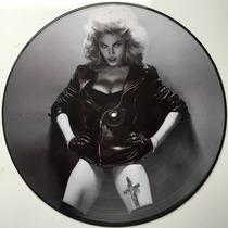 Madonna - Mdna Live - Lp Picture Disc Novo