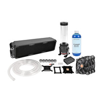 Cooler Pacific Rl360 Kit 360mm Cl-w113-ca12sw-a Thermaltake