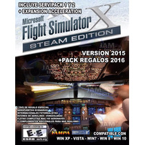 Flight Simulator 2016 Venezuela + Aviones Regalo Full