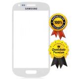 Tela Vidro S/ Touch Samsung Gt I8200l I8190l Galaxy S3 Mini