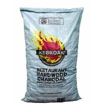 Kebroak Khwc40lb 40-pound Hardwood Lump Charcoal Bolsa