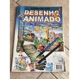 Revista Como Se Faz Desenho Animado Nº1