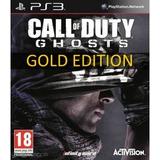 Call Of Duty Ghost Ed. Dorada Ps3 Latino Original Dispnible