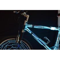 Fio De Luz Neon Led Hutz Branco 3 Metros C/ Controle