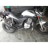 Suporte Rack Moto Cb 300 Honda Transportar Prancha Surf