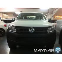 Vw Volkswagen Amarok Trendline Entrega En 60 Dias ./gf
