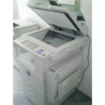 Fotocopiadora Ricoh Mp 3500 Impresora Escaner Red