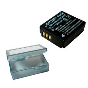 Batería Camara Panasonic Cga-s007e Lumix Tz1 Tz2 Tz3 Tz4 Tz5