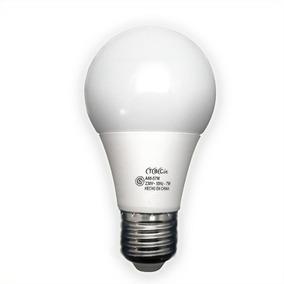 Lampara Led 220v E27 Fria Calida 7w 60w Bajo Consumo Edison