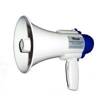 Megafone Recarregável De Mão Profissional Musical + Gravador