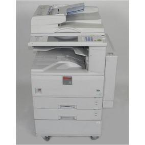 Fotocopiadora Ricoh Mp 3025 Doble Carta Duplex Compaginador