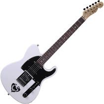 Guitarra Tagima Cacau Santos Cs2 Telecaster Com Case Tweed