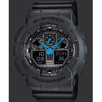 Casio G Shock Ga100c 8acr | Antimagnético | Watchito