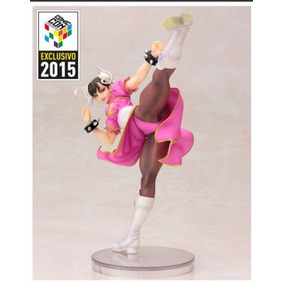 Street Fighter Chun Pink Limited Edition Ccxp Bishoujo Kotob