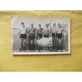 634- Postal Lago Epecuen 1951. Foto Tesorini