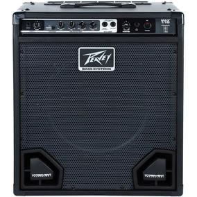 Amplificador Combo P/ Bajo 300w, Peavey Max 115