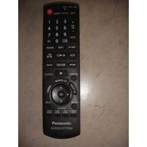 Control Panasonic Minicomponente Sc-akx10 N2qayb000500 Origi