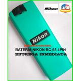 Bateria Nikon Bc-65 4pin, Est.totales Nikon.import Directa