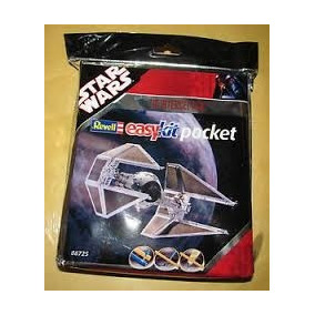 Revell 06725 Star Wars Tie Interceptor Easy Kit Pocket