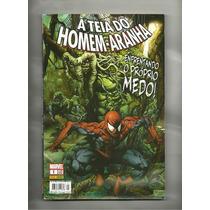Revista - A Teia Do Homem-aranha - Nº 1