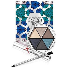 Smashbox Wondervision Cosmic Eye Set Sombras Rimel Lapis