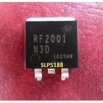 Transistor Rf2001 Smd Superfice