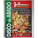 Revista Recetas Cocinar Con Disco De Arado