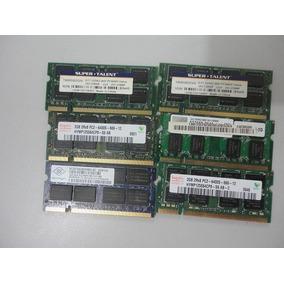 Memória Ddr2 2gb P/ Note Net Acer Asus Positivo Hp Cce Lg De