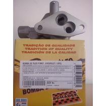 Bomba De Oleo Do Motor Opala 6cc- Nova Schadek