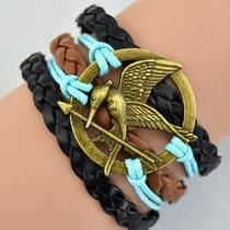 Bracelete Pulseira Tordo - Jogos Vorazes - Frete Barato !
