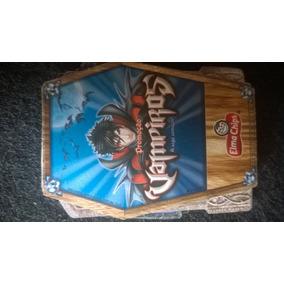 Cards Figurinhas Tazo Vampiros Elma Chips