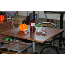 Mesa Para Exterior Restaurantes Y Bares