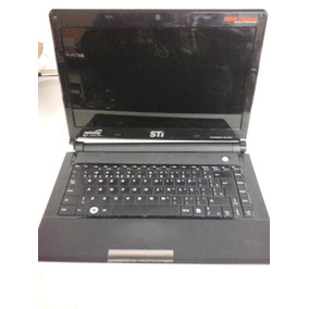 Notebook Sti Infinity As 1301 Com Defeito Sem Tela.