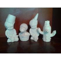 Alcancias Figuras Yeso Ceramico Para Cualquier Evento Social