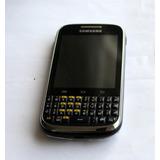 Celular Samsung Galaxy Chat Para Claro