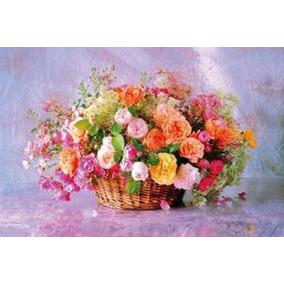 100-111 Bouquet De Flores Rompecabezas 1000 Piezas Tomax