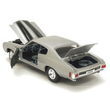 Chevrolet Chevelle Ss 454 1970 - 1:18 (silver)