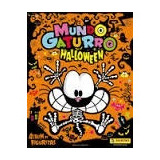 Figuritas Mundo Gaturro Halloween Panini- Gianmm