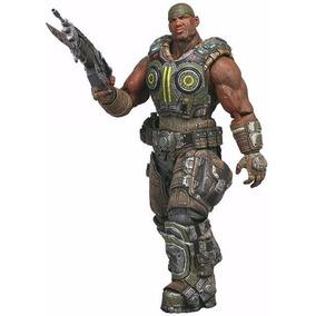 Neca Gears Of War 3 Augustus Cole