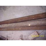Lote 3 Vigas Hierro Doble T Son 3 Altas 18cm X 4 Metros C Un