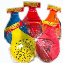 Globo Para Piñata - Varios Motivos - Barata La Golosineria