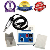 Micromotor Elétrico Odontologico Ourives Podologia Manicure