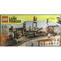 Lego Disney 79111 Tren The Lone Ranger Constitution