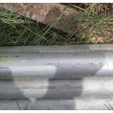 Tubo Astm 1-1/2 A53 Schd 40 Galvanizado Para Gas