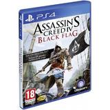 Assassins Creed 4 Black Flag Ps4 Original Fisico Sellado